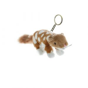 Bocchetta Quoll Keyring Stuffed Animal Soft Plush Toy