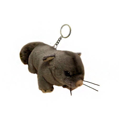 Bocchetta Possum Keyring Stuffed Animal Soft Plush Toy, 18 cm Height