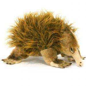 Bocchetta-Echidna Keyring Echidna Key Charm Stuffed Animal Soft Plush Toy