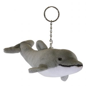Bocchetta-Mini Dolphin-Keyring Stuffed Animal Soft Plush Toy