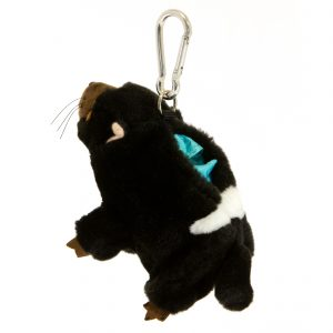 Bocchetta Tasmanian Devil Keyring/Bag Stuffed Animal Soft Plush Toy