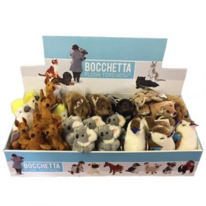 Bocchetta-Collection of Mini Animals - Stuffed Animal Soft Plush Toy