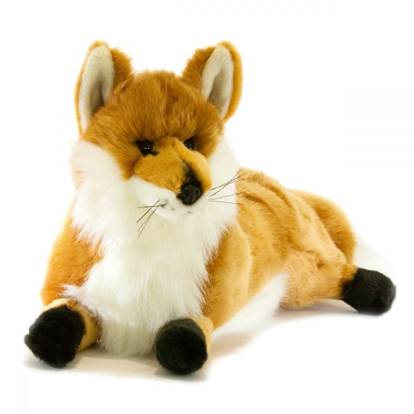 Bocchetta-Hunter red fox Stuffed Animal Soft Plush Toy