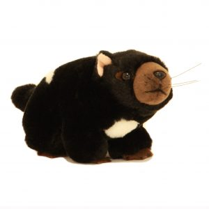 Mini Tasmanian Devil Stuffed Animal Soft Plush Toy