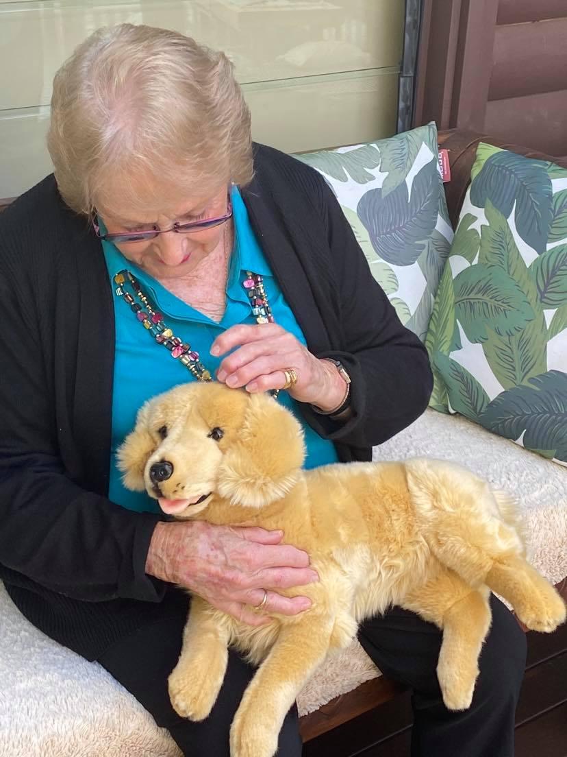 Bringing Comfort to our Seniors