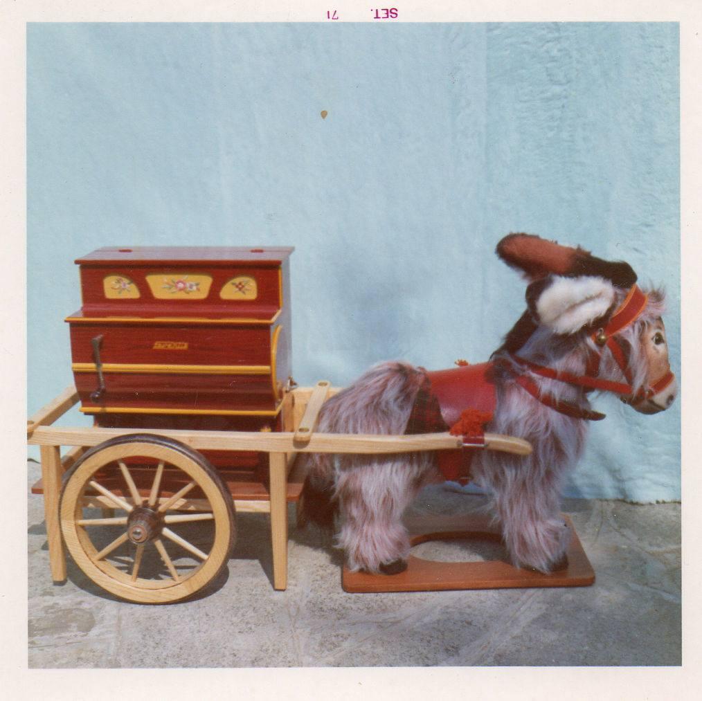 History of Bocchetta Plush Toys Donkey