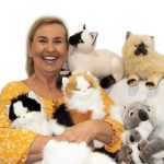 Furtastic Friends Realistic Quality Plush Toy Cat
