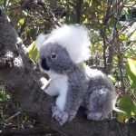 furtastic friend realistic quality plush toy koala
