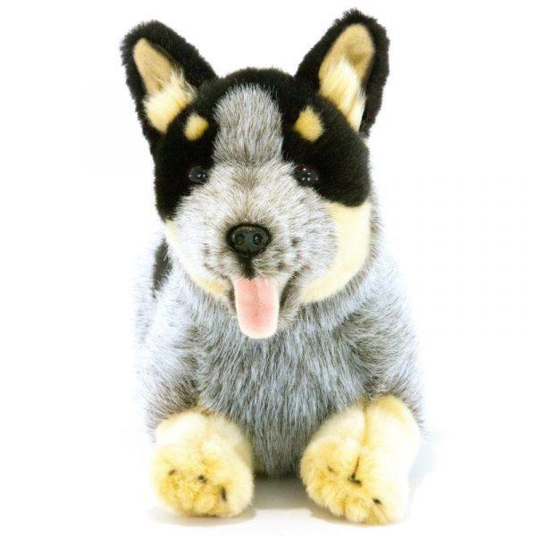 Furtastic Friends Realistic Quality Plush Toy Cattle Dog