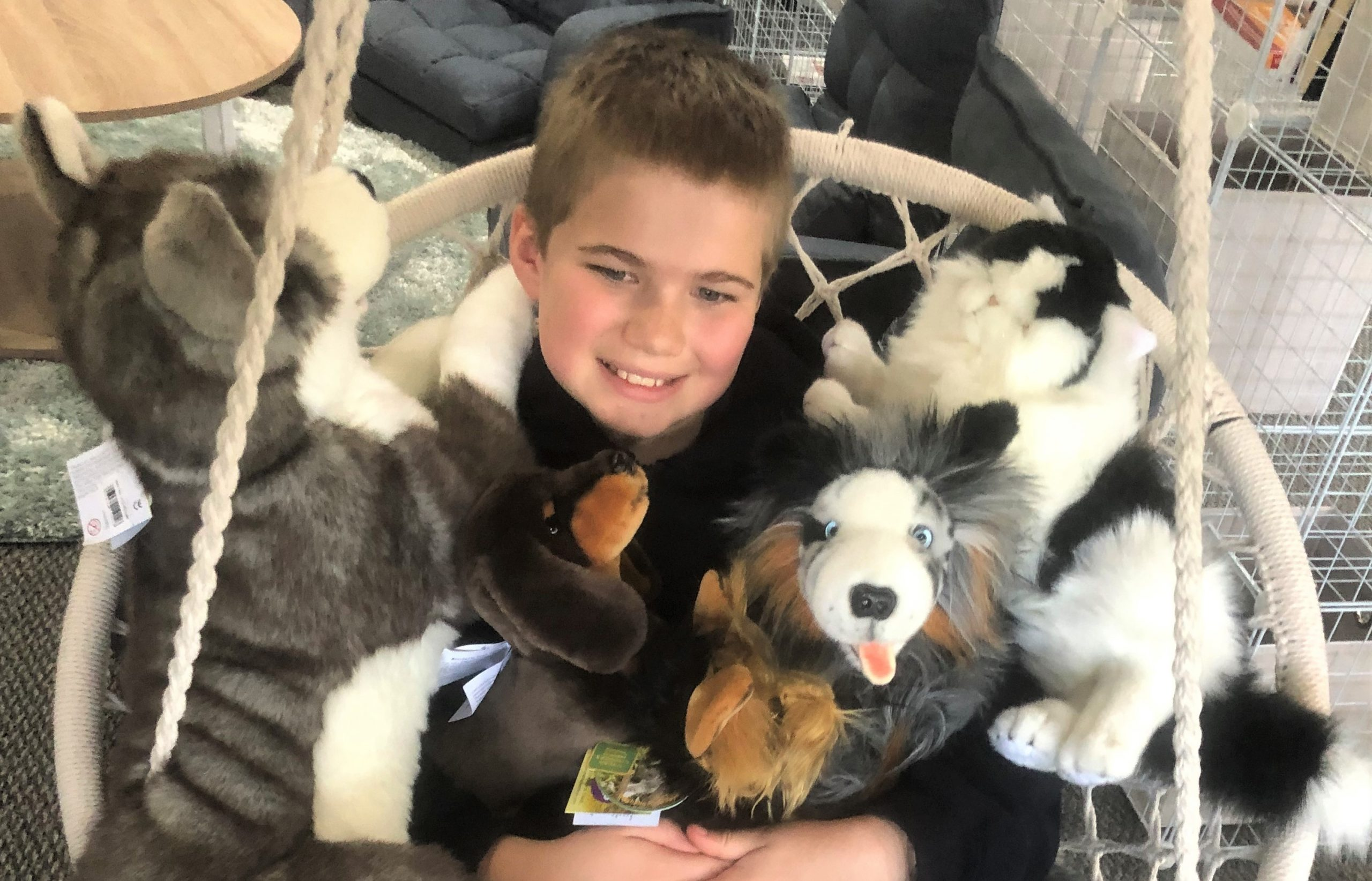 FurTastic Friends helping kids with Aspergers and Autism