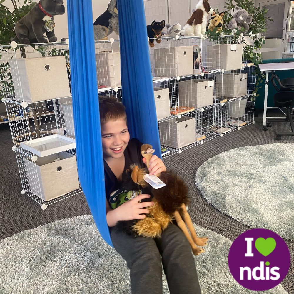 helping NDIS Asperger's kids with comfort